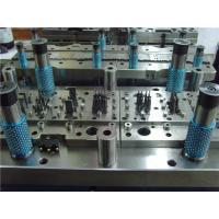 Cable Connectors Progressive Metal Stamping , Sheet Metal