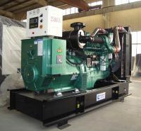 Buy cheap AC synchronous 220V 60hz Cummins diesel generator set 375kva/300kw from Wholesalers