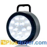 Buy cheap Portable White LED Light (PIR Motion Detection, 15 LEDs) from Wholesalers