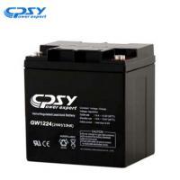 Buy cheap Australia VRLA Battery OEM 12V 24AH Capacity Exide Battery GW1224 from Wholesalers