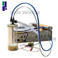 Buy cheap Laboratory Powder Coating Paint Machine , Portable Powder Coating Equipment from Wholesalers