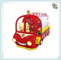 Mini Fun House indoor amusement children kids like playing mini candy toy prize crane game machine