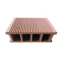 Buy cheap Waterproof UV-resistant EU standard wood plastic composite panel from Wholesalers