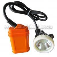 China Mini High Power LED Mining Light KJ3.5LM 4500Lux With 6 Pcs SMD LED on sale