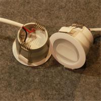 China mini trapezoid shap 1w LED corner light 3000K/4000K/5000K for option with ¢55*H40 Dia. on sale