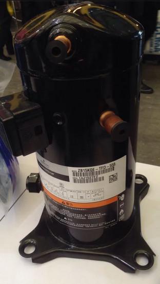 Fabulous Stationary Refrigeration Copeland Scroll Compressor Zb15Kqe Tfd 551 Wiring Digital Resources Spoatbouhousnl