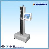 China Servo Motor 2KN Universal Testing Machine with Single Pole for Testing Nylon on sale