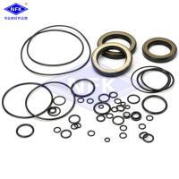 China Excavator HITACHHI ZX200 ZX200-3 Hydraulic Cylinder Seal Kits NBR TPFE IRON Material on sale