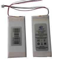 China Polymer Li-ion Battery Pack 3.7V 1300mAh -Un Approved (NDGR) on sale