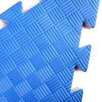 Buy cheap High Density Octagon Taekwondo Mat Reversible 120kg/cbm 80cm x 80cm x 25mm WT-Recognized from Wholesalers
