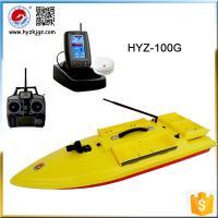 China Sea Fishing Rod Good Partner HYZ-100G GPS Tracking RC Bait Boat on sale