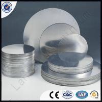 Buy cheap hot rolled aluminium circle from Wholesalers