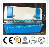 Buy cheap WE67K CNC Hydraulic Press Brake For Metal Sheet , Bench Top Sheet Metal Bender from Wholesalers