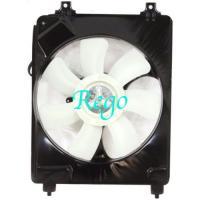 China 2006-2011 HO3115129 FITS HONDA CIVIC  Coupe Sedan Condenser AC Fan Assembly on sale