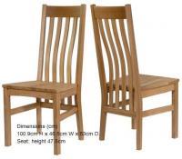 China oak wood chairs on sale