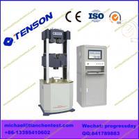 China WAW-G Series Computerized Electro-hydraulic Servo Universal Testing Machine (1000kN, 100Ton) on sale