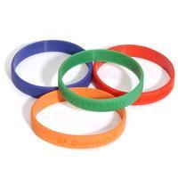 Buy cheap Fashion Silicone Slap-on Bracelet (JS-706) from Wholesalers