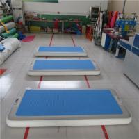 China High Strength Aqua Exercise Mat , Rigid Floating Gymnastics Mat For Pool on sale