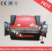 Buy cheap WC67K-300t/4000 CNC press break, Hydraulic press break, Hydraulic NC press break machine from Wholesalers