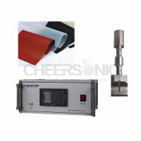 Multi Function Raw Rubber Cutting Machine With Ultrasonic Cutting Tool