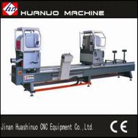 Buy cheap China cheap price aluminum window making machine from Wholesalers