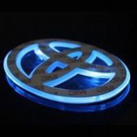 LED Car Logo Light for Toyota Ex, Rav4, Crown, Yaris, Corolla, Vios, Reij, New Vios and Camry