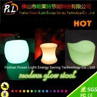 Buy cheap Bar Furniture Glowing Illuminated LED Stools from Wholesalers