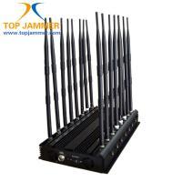 6 antenna vhf jammer - 4 Antennas wifi signal Jammer