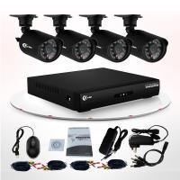 China Indoor Weatherproof H.264 8ch CCTV Camera System / CCTV Camera DVR Kit on sale