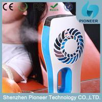 China Factory Price Bulk wholesale usb handheld water mist spray fan on sale