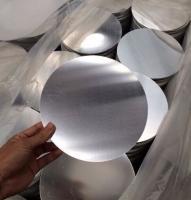 Buy cheap 2017 High Quality aluminum circle aluminum disc diameter 200mm from Wholesalers