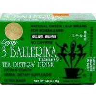 China 3 Ballerina Tea & Herbal Slimming Tea Weight Loss on sale