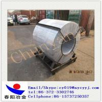 China Calcium Silcide Wire CaSi Cored Wire Ca 30% Si: 58%Inner Dia 600mm on sale