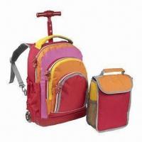 China Trolley School Bags/Trolley School Backpacks/Kid's Backpacks/School Bags, Sized 32 x 48 x 16cm on sale