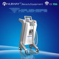 Buy cheap Nubway 250Khz professional hifushape slimming machine for body from Wholesalers