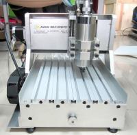 Buy cheap metal nameplate mini cnc milling machine from Wholesalers
