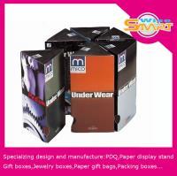250g to 1600g UV Coating Grey Card Board / Corrugated, BE - Flute, KE-Flute Cardboard Packing Boxes