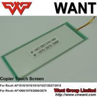 China AF1015 af1810 af1027 af2027 af1075 af2060 af1060 Copier Touch ScreenFor Ricoh copier spare parts factory on sale