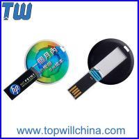 Buy cheap Mini Round Plastic Usb Flash Drive 16GB 8GB Storage from Wholesalers