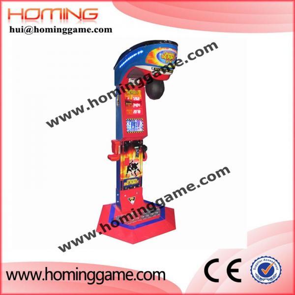 boxing game machine,prize game macine,prize vending machine,Cola boxing game machine,ultimate big punch game machine,Redemption game machine