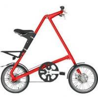 Buy cheap Mini Foldable Bike Alloy Wheels Bike Frame Belt Drive Folding Electronic Yellow Color from Wholesalers