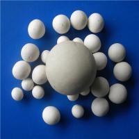 China Inert Aluminum Oxide ceramic ball on sale