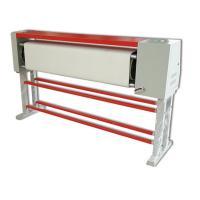 China sublimation heat transfer paper coating machine heat transfer machine 1.2m on sale