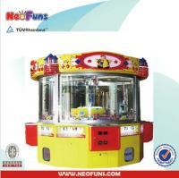 4 Player Crane Machine /claw crane game machine /crane game machine(NF-P08)