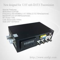 Buy cheap Two-way Speaking Military COFDM wireless AV+data Signal Transmitter from Wholesalers