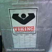 Buy cheap Hook plastic packaging plastic bag Printing packaging mobile shopping bag Gift PE bag Printable LOGO from Wholesalers