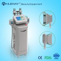 China Professtional nubway cryolipolysis cavitation rf slimming machine on sale