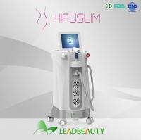 Buy cheap Newest hifu slimming ultrashape machine from Beijing LEADBEAUTY from Wholesalers