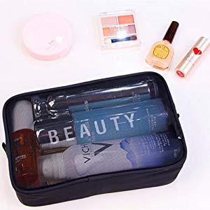 small cosmetic bag clear makeup bag cute makeup bag large makeup bag set makeup brush bag