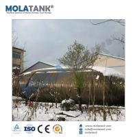 China Mola Tank camping Vehicle-mounted Collapsible PVC TPU Water Tank 200 Liter on sale